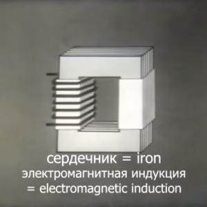 Трансформаторы и их применение